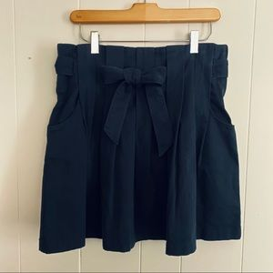 BCBGeneration Tie Waist Skirt
